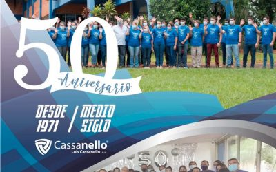 CASSANELLO CUMPLE 50 AÑOS CRECIENDO
